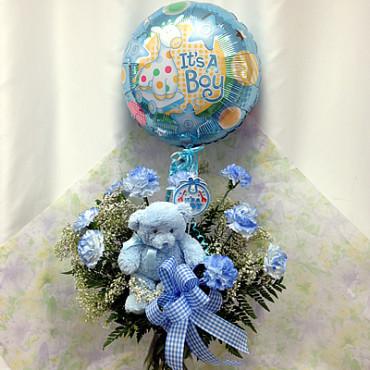 Baby_Flowers_Congratulations_Baby_Has_Arrived_Boy_34_Lougheed_flowers_Florists_Sudbury3