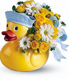 Ducky Delight – It's a Boy