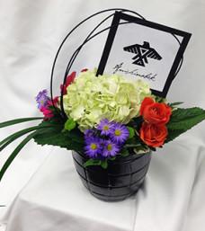 Corporate Floral Logo