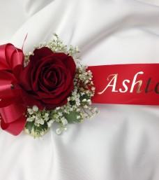 Rose Casket Flower