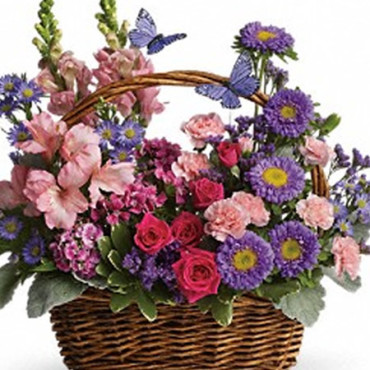 Plants_Flower_Baskets_Country_Basket_Blooms_Lougheed_Flowers_Florist_Sudbury