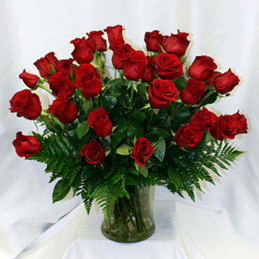 Roses_Vase_36_Lougheed_Flowers_Florist_Sudbury