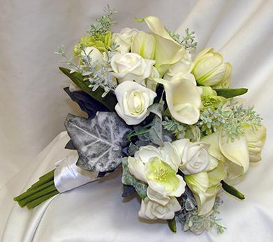 Oh so pretty silk bouquet sudbury flower delivery l lougheed weddingflowersoh so pretty silk bouquetlougheedflowersfloristsudbury mightylinksfo