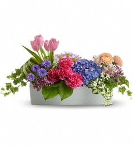 –T148-3a Garden Party Centerpiece