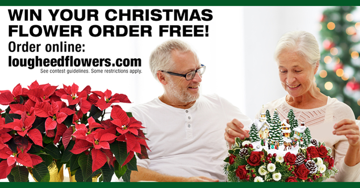 Flower Arrangements Can Bring Great Joy to People at Christmas