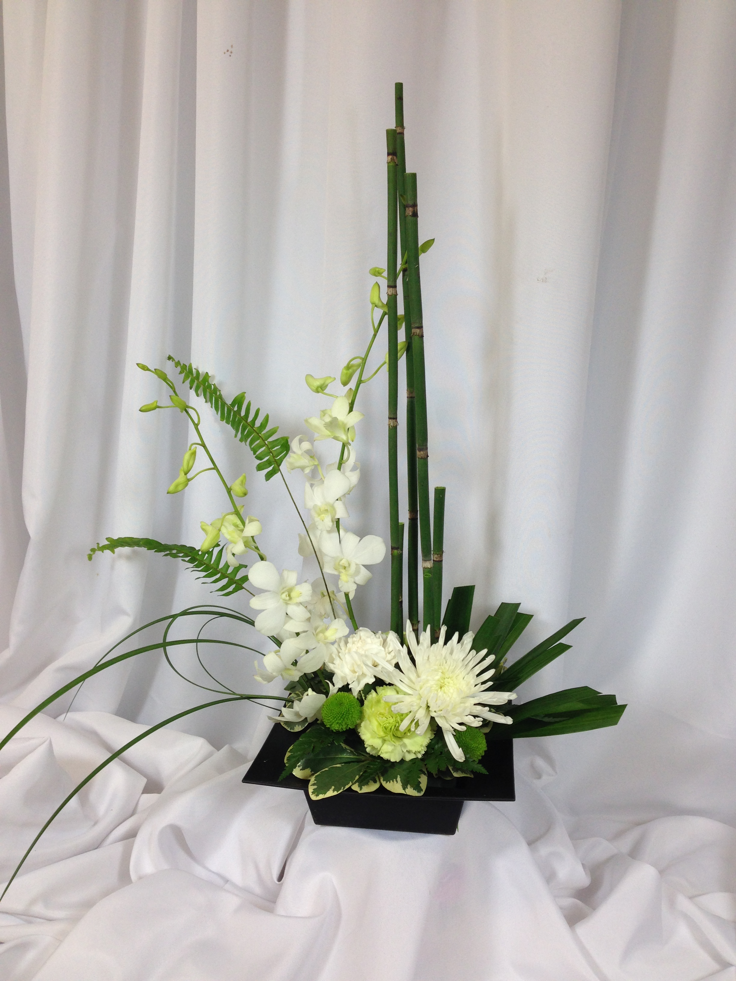 Pure Zen Artistry Sudbury Flower Delivery L Lougheed