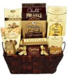 Sweet Temptations Gift Basket