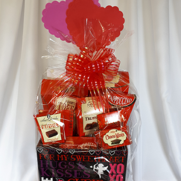 2018 valentines gift basket image  1