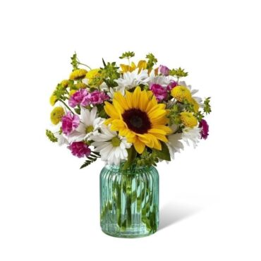 2018 Mother's Day FTD Sunlit Meadows Large Image