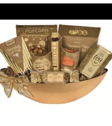 Golden Palace Gift Basket