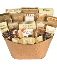The Chocolate Times Gift Basket