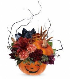 Teleflora's Halloween Magic