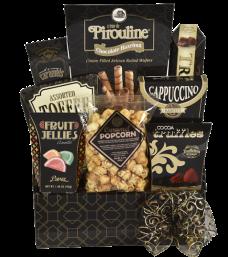Gourmet Snacket Gift Basket