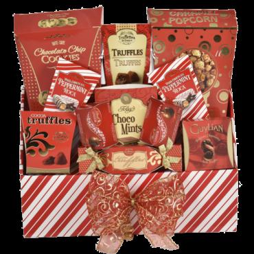 2018 Christmas Gift Basket Christmas Bells gba841