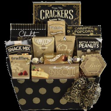 2018 Christmas Sweet & Savoury Gift Basket gba855