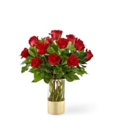 FTD Gorgeous Rose Bouquet