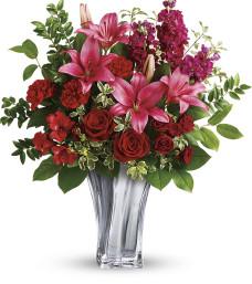Teleflora's Sterling Love Bouquet