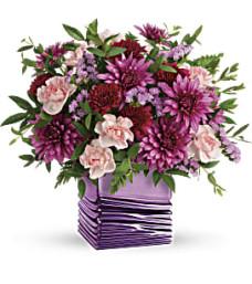 Teleflora Liquid Lavender Bouquet
