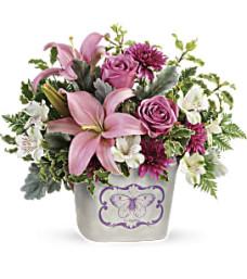 Teleflora Monarch Garden Bouquet