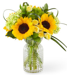 FTD Sunlit Days Bouquet