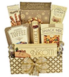 Snack N'Go Gift Basket