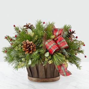 2109 Christmas FTD Holiday Homecomings Large Image